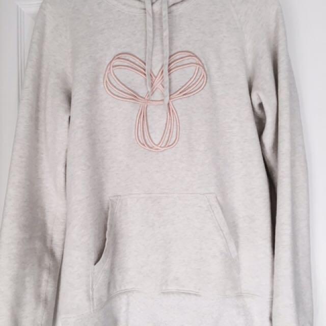 White Aritzia Sweater