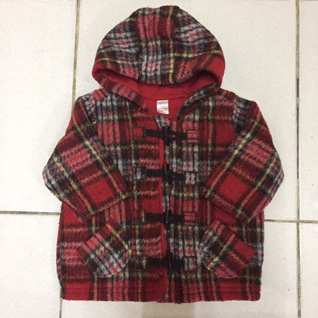 Winter Jacket 1-2yo