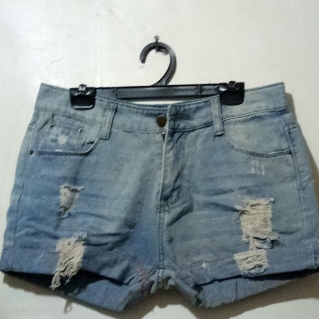 XL Denim Shorts