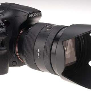 Sony 16-50m f/2.8 SSM lens