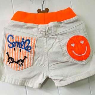 正韓🌟微笑😚薄款超優質感短褲🌟110公分 👇煩請詳看商品說明