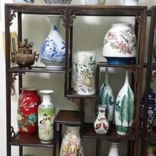 Antiques Vases/Sculptures