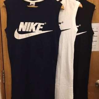 INSTOCKS Brand New Nike Sleeveless Bodycon Dress