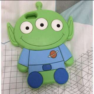 SOFT CASE 3D MONSTER INC IPHONE 5