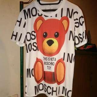 Tshirt MOSCHINO