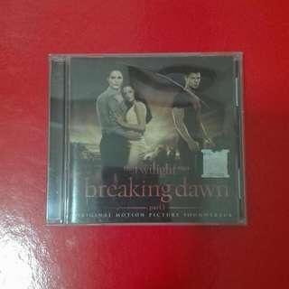 Twilight - Breaking Dawn Soundtrack