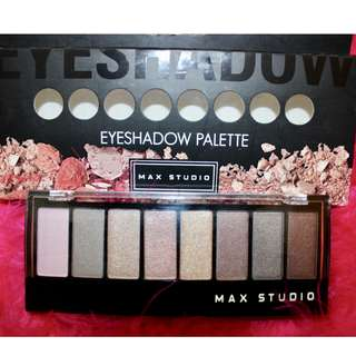 Max Studio Eye Shadow Palette
