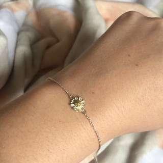 Small Daisy Chain Bracelet