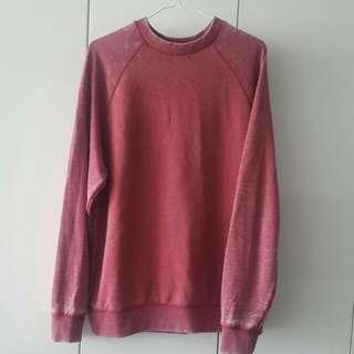 Over-sized Zara Sweater