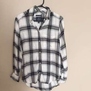 American Eagle Flannel - Medium
