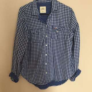Hollister Flannel - Medium