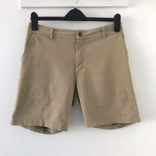 American Apparel Sateen Short