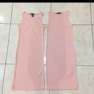 DRESS FOREVER 21 BODYCON