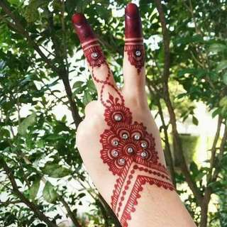 Henna Murah Jakarta