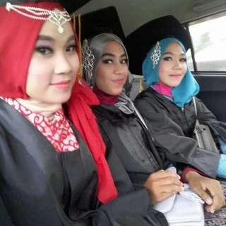 Hijab Do, Hair Do,  Make Up Murah