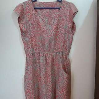Repriced!!! Printed Dress