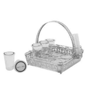 Rak Aqua Gelas 12 Cup ( Bulat / Kotak)