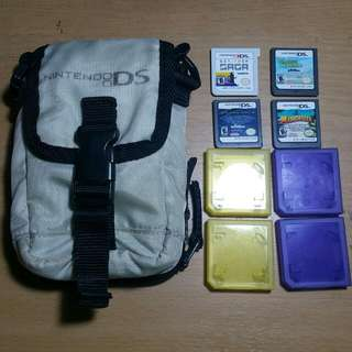 Selling Nintendo DS bag