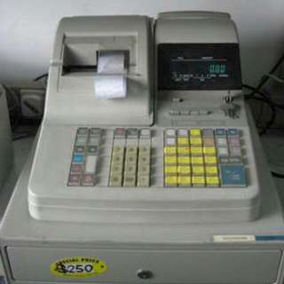 Casio CE 4000 Cash Register
