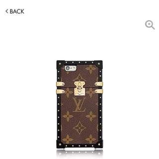 Louis Vuitton iPhone 6/6S Case