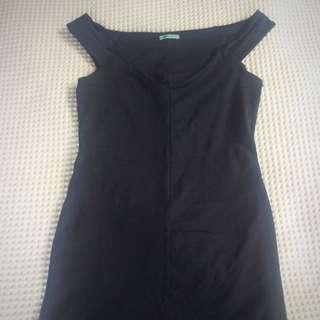 Navy Blue Kookai Dress