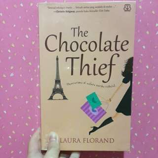 "Novel Bekas ""The Chocolate Thief"" By Laura Florand"