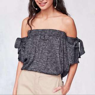 NEW w/ TAGS $39 Urban Outfitters Off-the-Shoulder Top