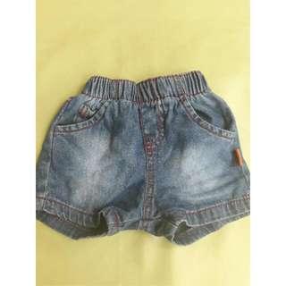 Celana Jeans Baby 0-6bulan