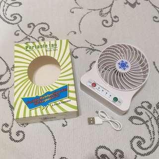 桌上型 攜帶型 小風扇