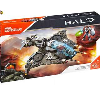 MEGA Construction HALO Warzone Wasp Strike FDY53
