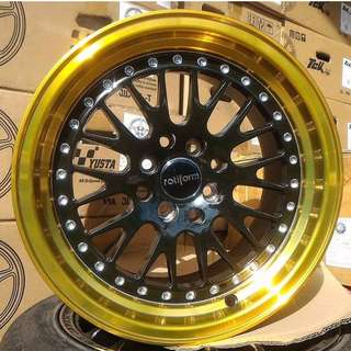 NEW SPORT RIM (ROTI FORM) PROMOTIONS DESIGN 15inch