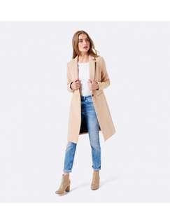 Crombie Camel Coat