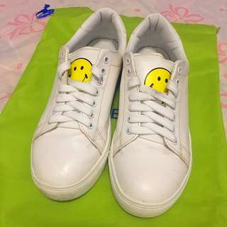Smile白鞋(女)