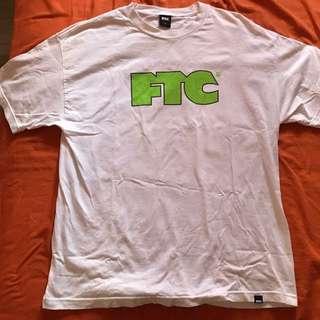 FTC logo T-shirt
