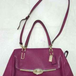 REDUCED PRICE Authentic Coach handbag