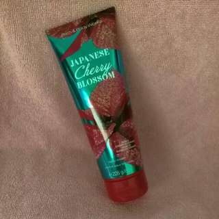 Bath And Body Works Japanese Cherry Blossom Lotion