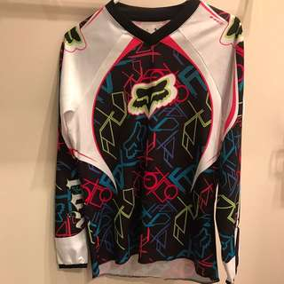 Fox Motor cross Long Sleeve