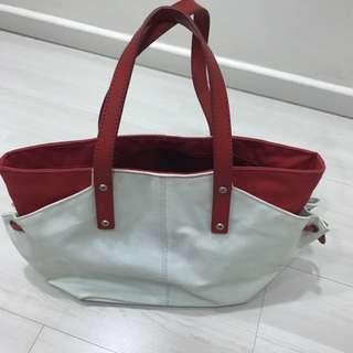 Agnes B Fabric Bag