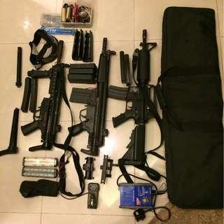 氣槍Wargame Gun
