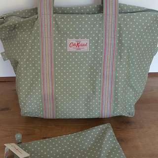 Cath Kidston Tote And Pouch