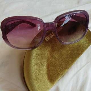 Miu Miu太陽眼鏡