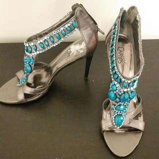 Carlos By Carlos Santana heels Size 8