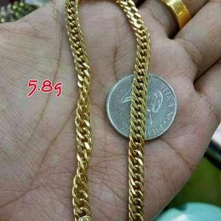 Saudi Necklace