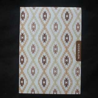 Notebook Wovenote - Brown
