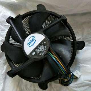 Intel Original Box Lga 1366 Hsf Copper Base Heatsink Lga1366 Fan