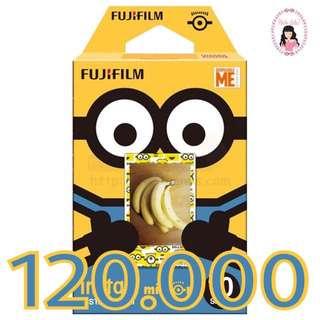 Minion Banana Instax Mini Refill