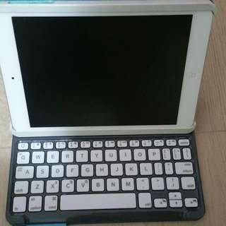 Logitech Bluetooth Keyboard Ipad Mini Folio