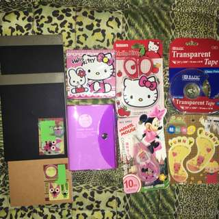 Stationery & Other Supplies
