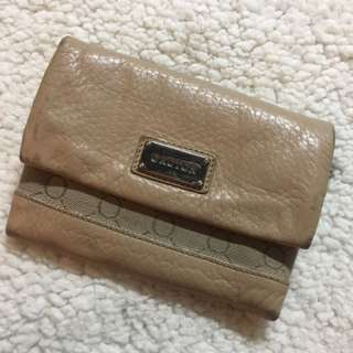 Authentic OROTON wallet