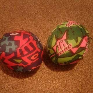 Splash BOMB balls